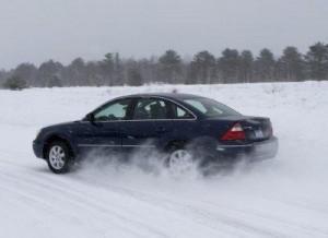 I consigli per guidare sulla neve in sicurezza