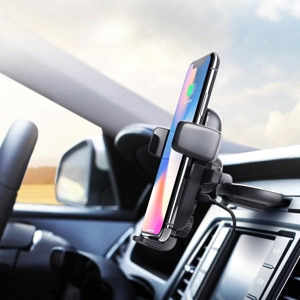 Supporto di un telefono per auto